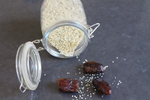 Hemp Seeds and Dates