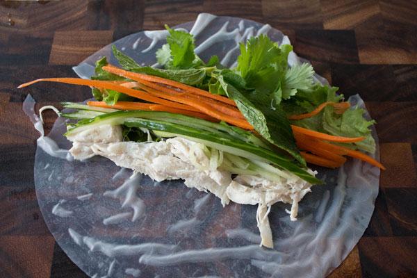 Chicken Salad Rolls5