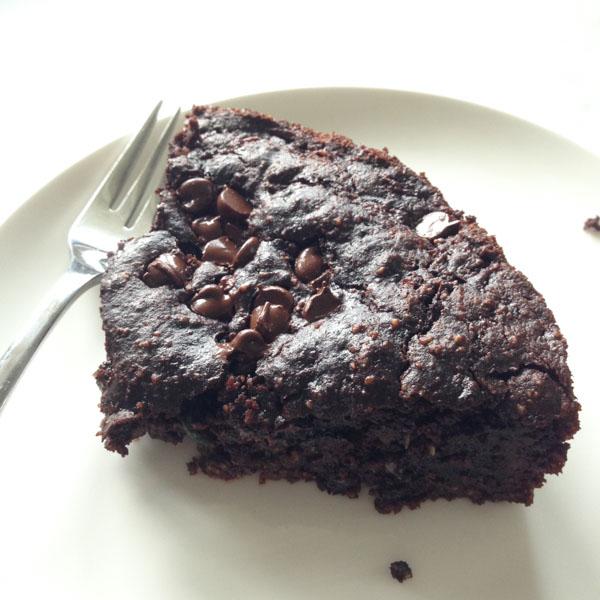 Chocolate Zucchini Cake.1-1