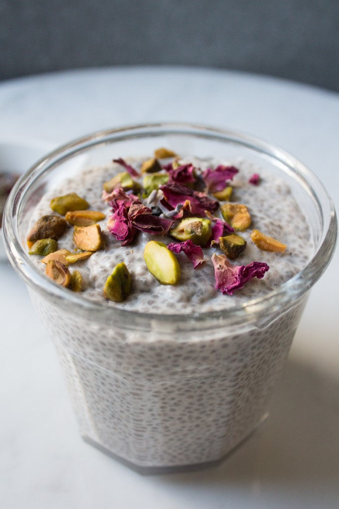 Rose Lavender Chia Pudding.1