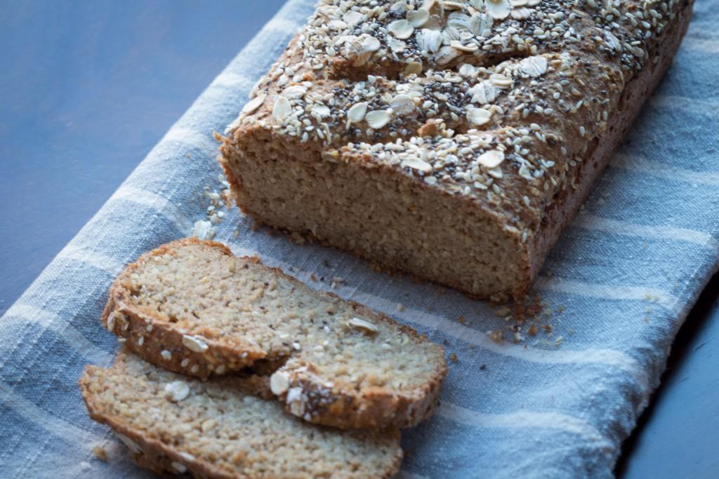 Gluten Free Bread.6