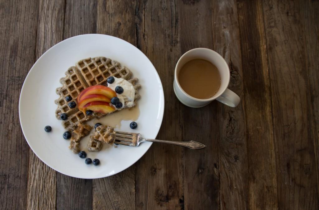 Oat & Buckwheat Waffles.1-3