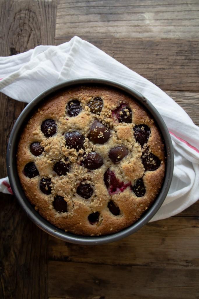 Plum & Lavender Cake.5