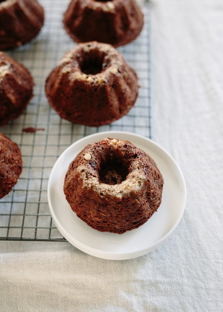 Chocolate Zucchini Cake-2