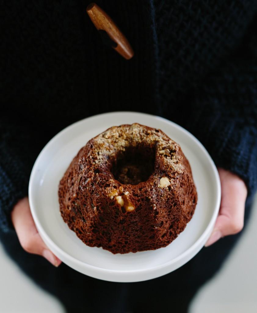 Chocolate Zucchini Cake-5