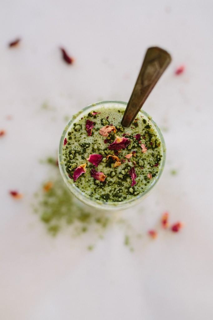 Green Tea Lassi_-3