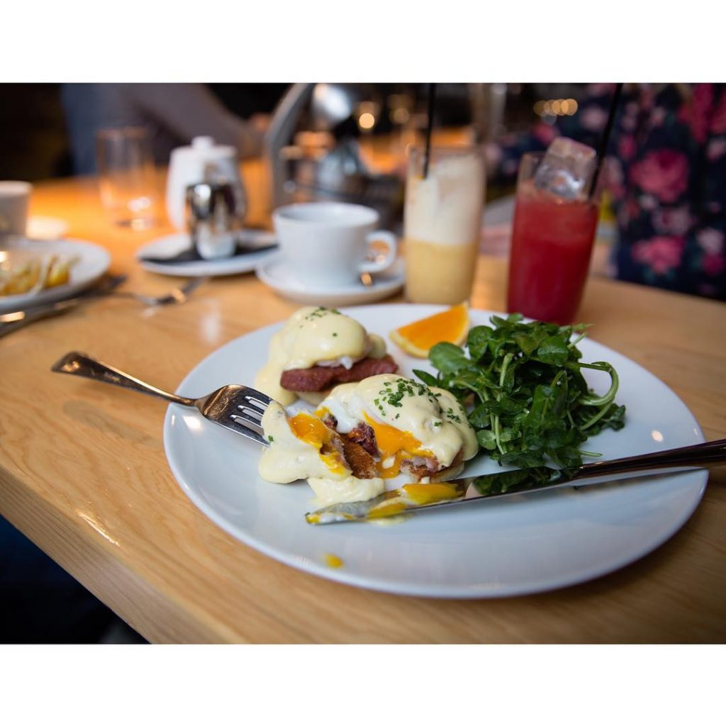 Need I say more porkbelly eggsbenedict vancouver yvr brunch instafoodhellip