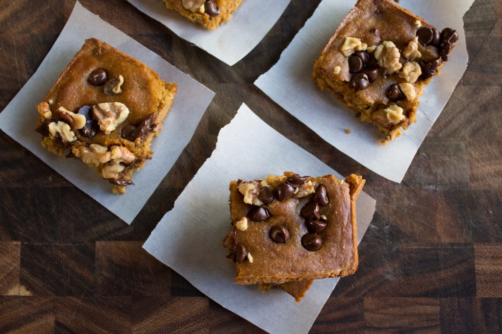 Gooey Pumpkin Bars.3