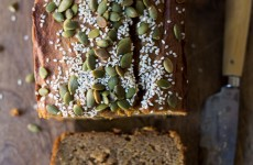 Autumn Harvest Breakfast Bread